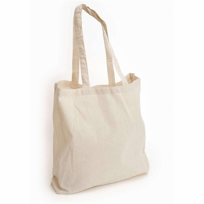 Natural Soft Tote Sublimation Bag