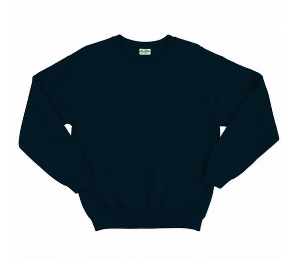 Oxford Navy AWDis Adult Sweatshirt