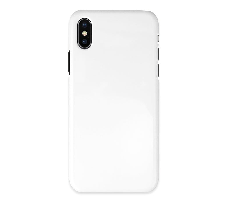 iPhone X Full Wrap Gloss 3D Phone Case