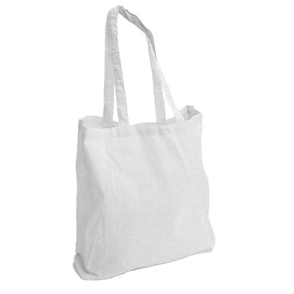 White Soft Tote Sublimation Bag