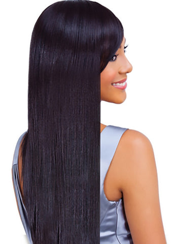 "Bobbi Boss Genesis First Class Remi Natural Straight Yaky 14"", Hair, Hair Evolve"