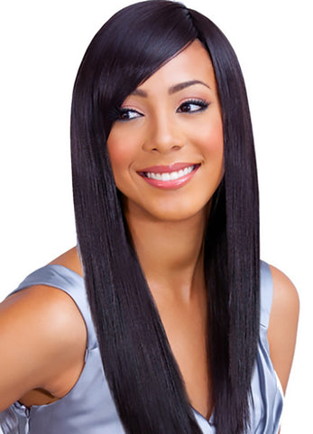 "Bobbi Boss Genesis First Class Remi Natural Straight Yaky 16"", Hair, Hair Evolve"