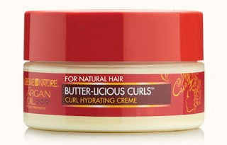 Creme of Nature Argan Oil Butter-Licious Curls 7.5oz, Default, Hair Evolve