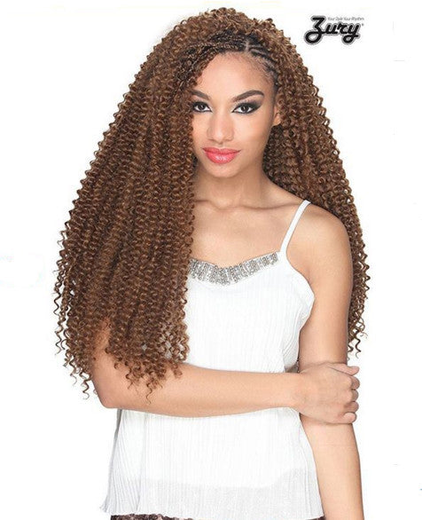 "Zury Bohemian Crochet Braid 20"", Hair, Hair Evolve"