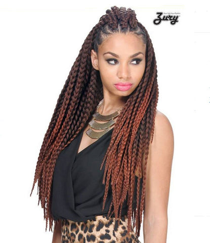 "Zury Box Big Crochet Braid 24"", Hair, Hair Evolve"