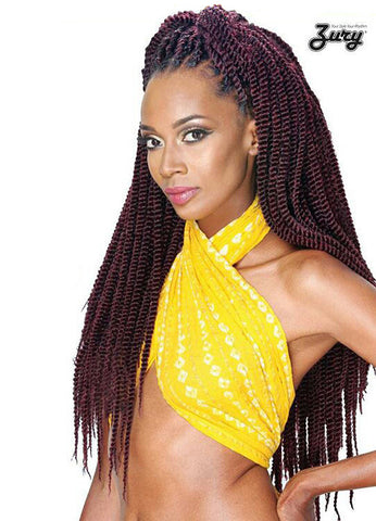 "Zury Kinky Senegalese Crochet Braid 20"", Hair, Hair Evolve"