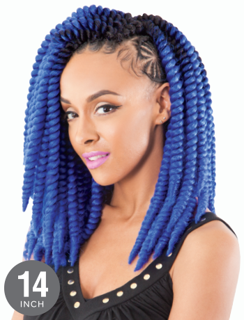 "Zury Havana Twist Crochet Braid 14"", Hair, Hair Evolve"