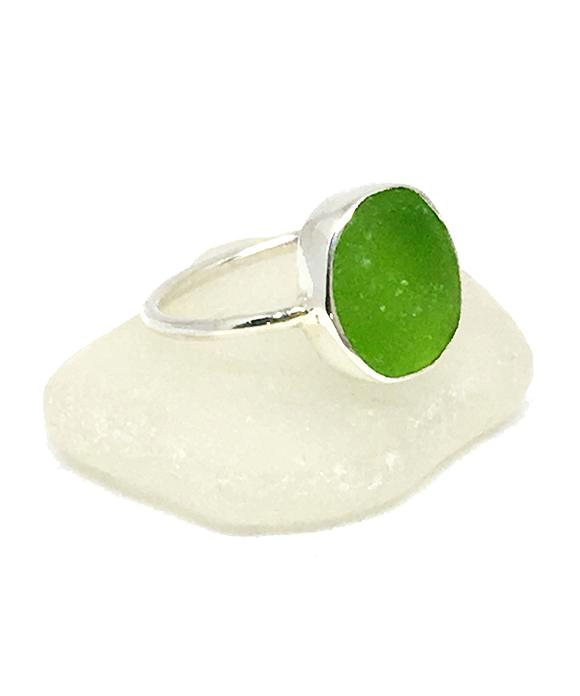 Green Sea Glass