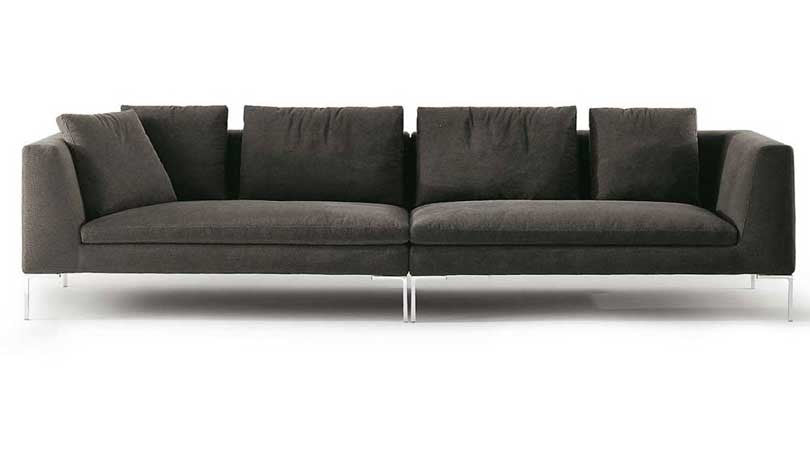 italia sofa furniture. The Charles Modular Sofa Was Designed By Antoni Citterio For B\u0026B Italia In 1997 And Has Since That Time Become A Modern Classic. Furniture