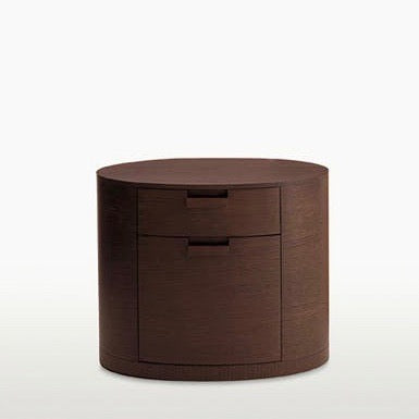 PAIR Amphora Bedside Table by Antonio Citterio for B&B Italia