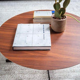Bob Coffee Table by Jean-Marie Massaud for Poltrona Frau