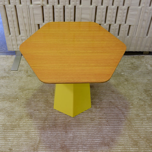 Hext Table by Derlot Editions for Stylecraft