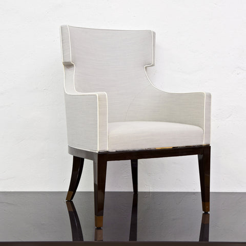 Set of EIGHT Hercule Dining Chairs through Blainey North
