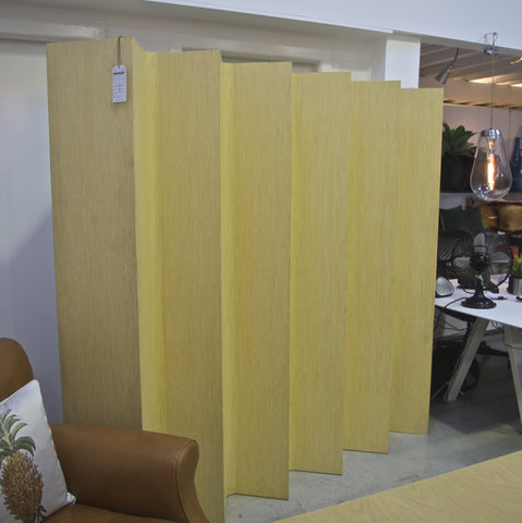 'Zig Zag' Room Divider by Stephen Collins