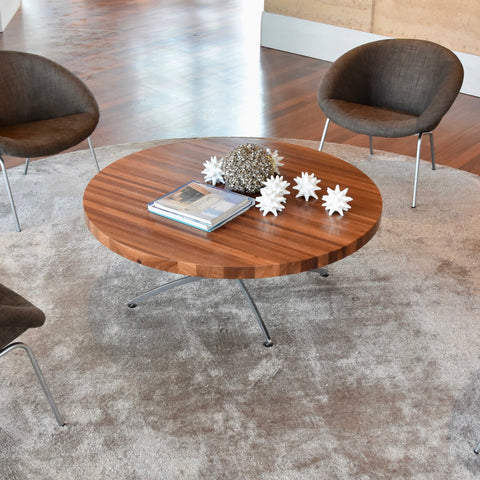Jarrah Wood Coffee Table by Johns Wood Furniture