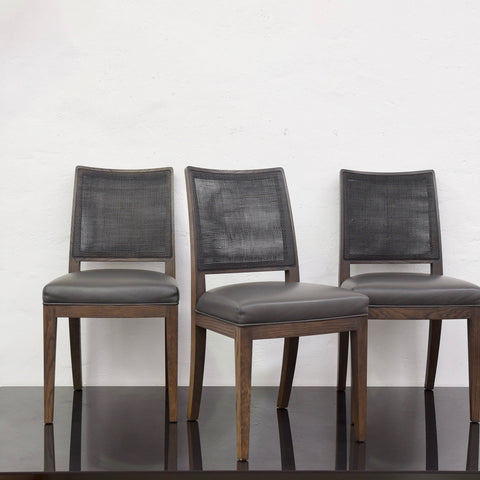 Set of SIX Calipso Dining Chairs by Antonio Citterio for Maxalto (B&B Italia)