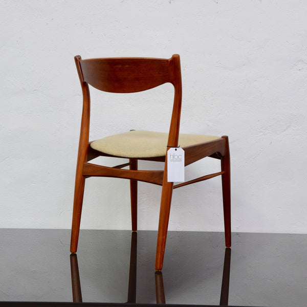 Vintage Teak Sidechair (2 Available)