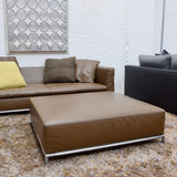 George Square Ottoman by Antonio Citterio for B&B Italia