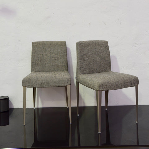 PAIR of Melandra Chairs by B&B Italia
