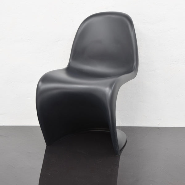 Panton Chair by Vitra - Black