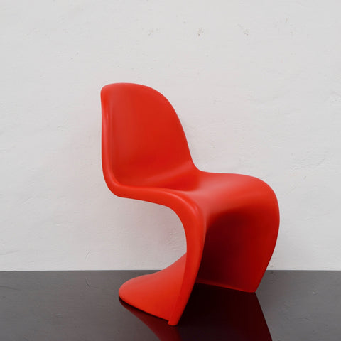 Panton Chair by Vitra - Red