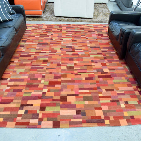 Block Area Rug by Cadrys