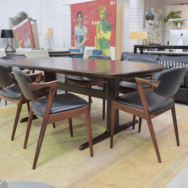 Set of SIX Kai #42 Dining Chair by Kai Kristiansen through Great Dane