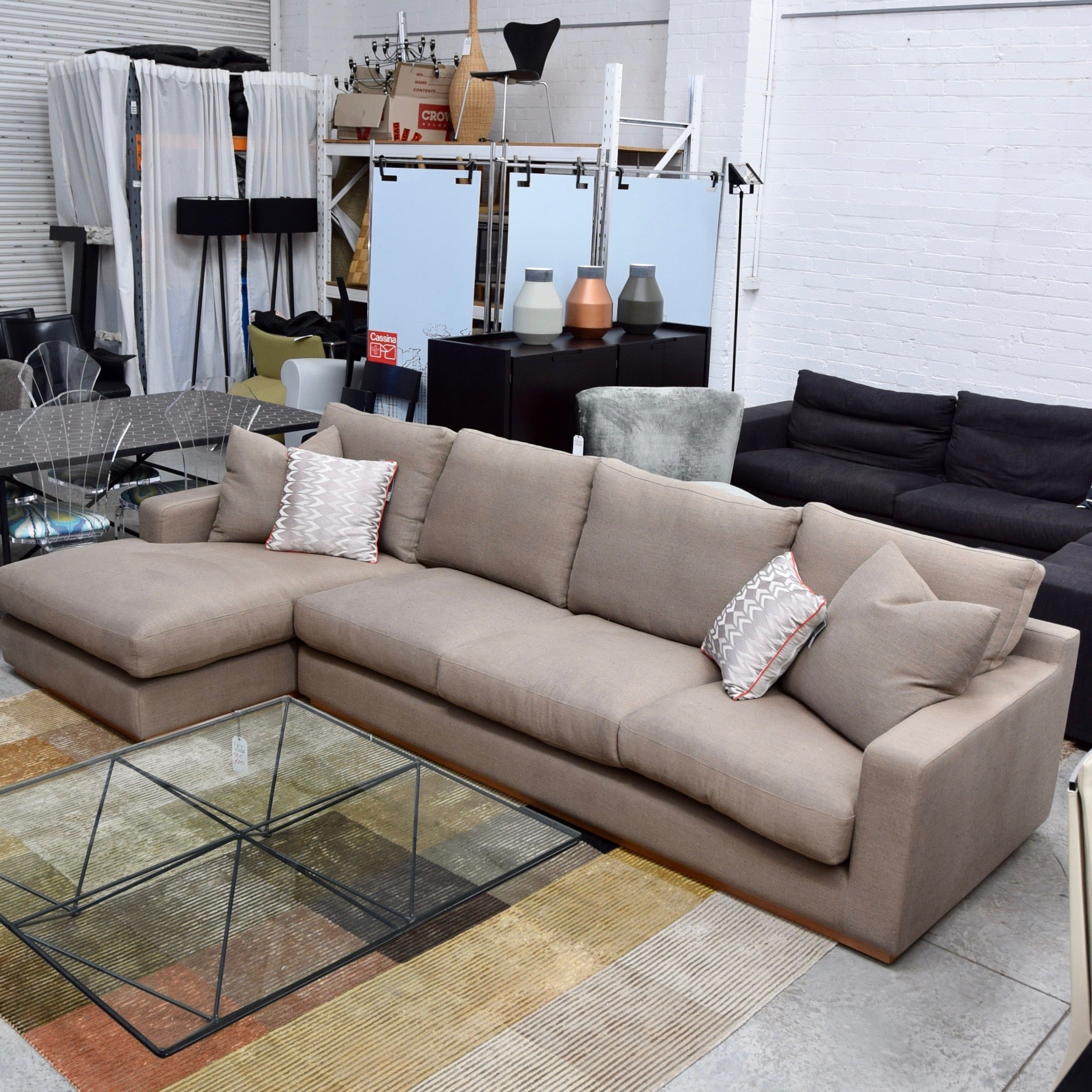 Grace Modular Sofa by Fanuli