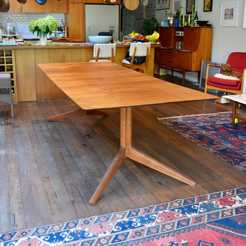Light Dining Table by Matthew Hilton for De La Espada through Spence & Lyda