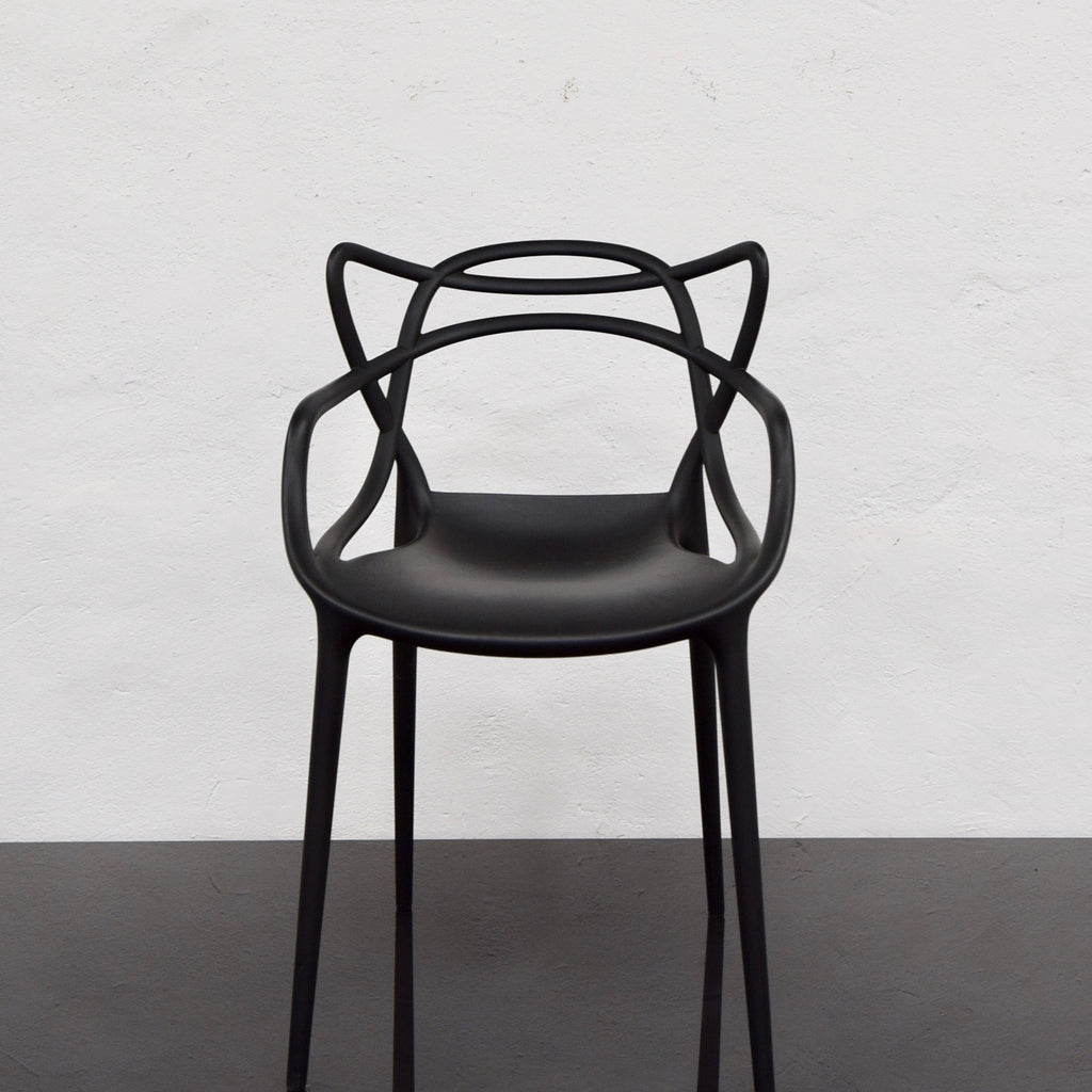set of four master chairs by philippe starck with eugeni quitllet