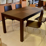Extension Dining Table in Wenge