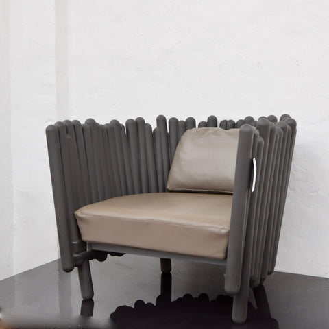 Canisse Armchair by Philippe Nigro for Serralunga (2 available)