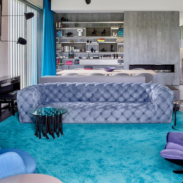 Chester Moon Sofa by Paola Navone for Baxter