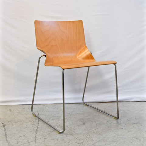 Set of FOUR  Ginkgo Chairs by Jehs & Laub through Anibou