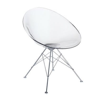 ERO|S| Chair On Feet by Philippe Starck for Kartell (2 available)