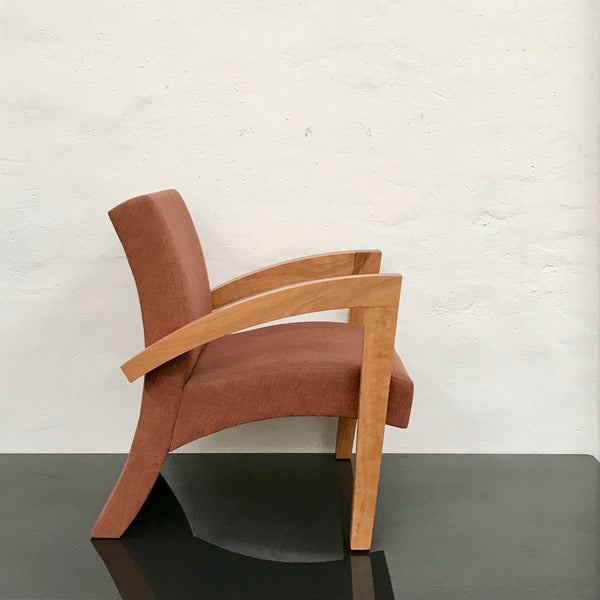 Flow Chair by Planet Furniture (2 Available)