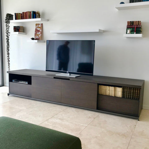 Media Unit by Antonio Citterio for B&B Italia