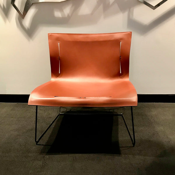 Cuoio Lounge Chair by EOOS for Walter Knoll through Living Edge (2 available)
