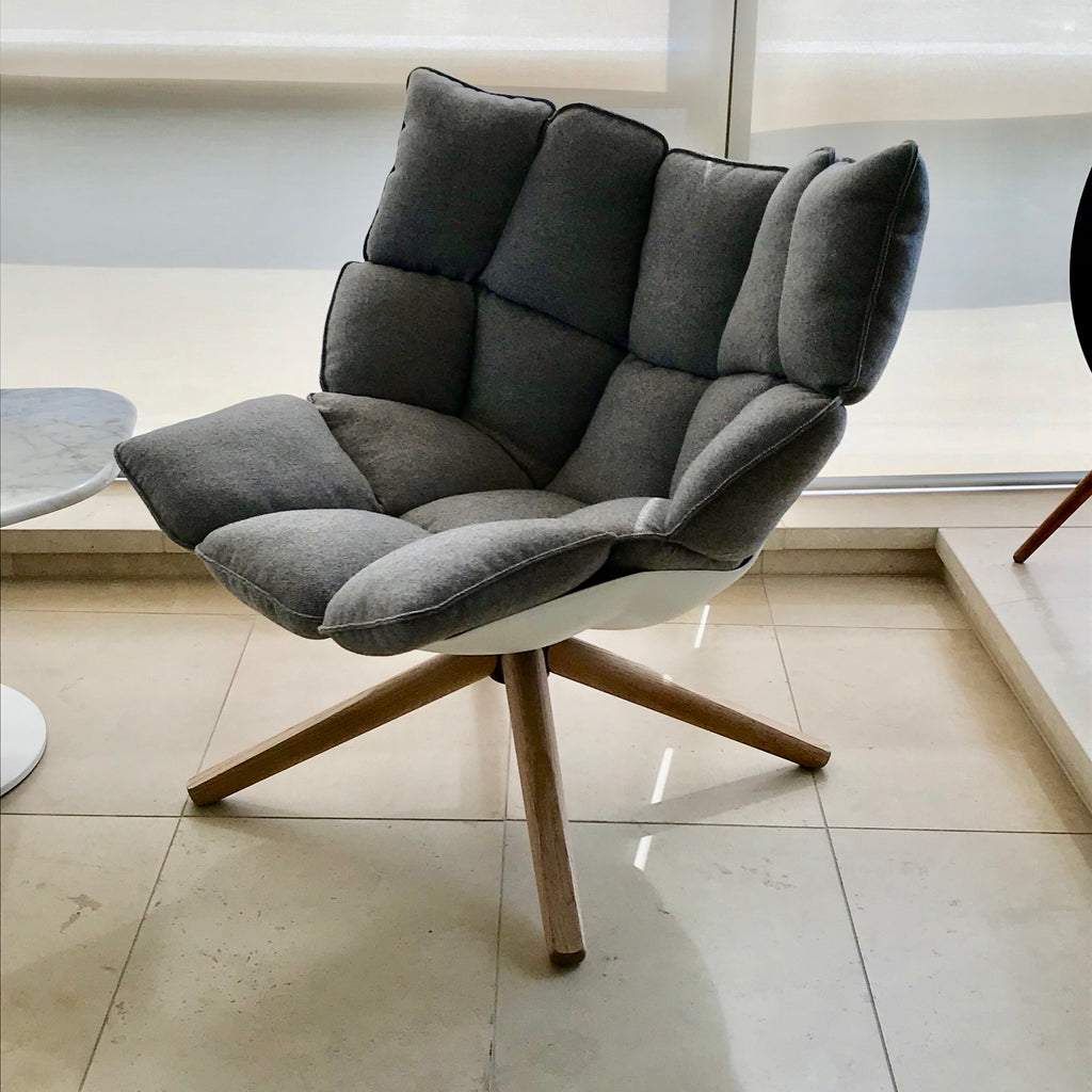 Husk Chair by Patricia Urquiola for Bu0026B Italia ... & Husk Chair by Patricia Urquiola for Bu0026B Italia | Home Furniture on ...