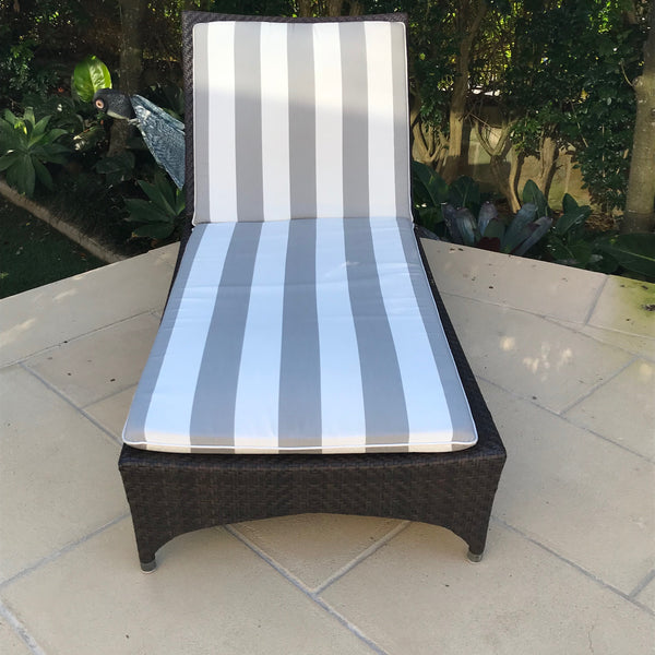 Marrakesh Adjustable Sun Lounge by Dedon (2 Available)