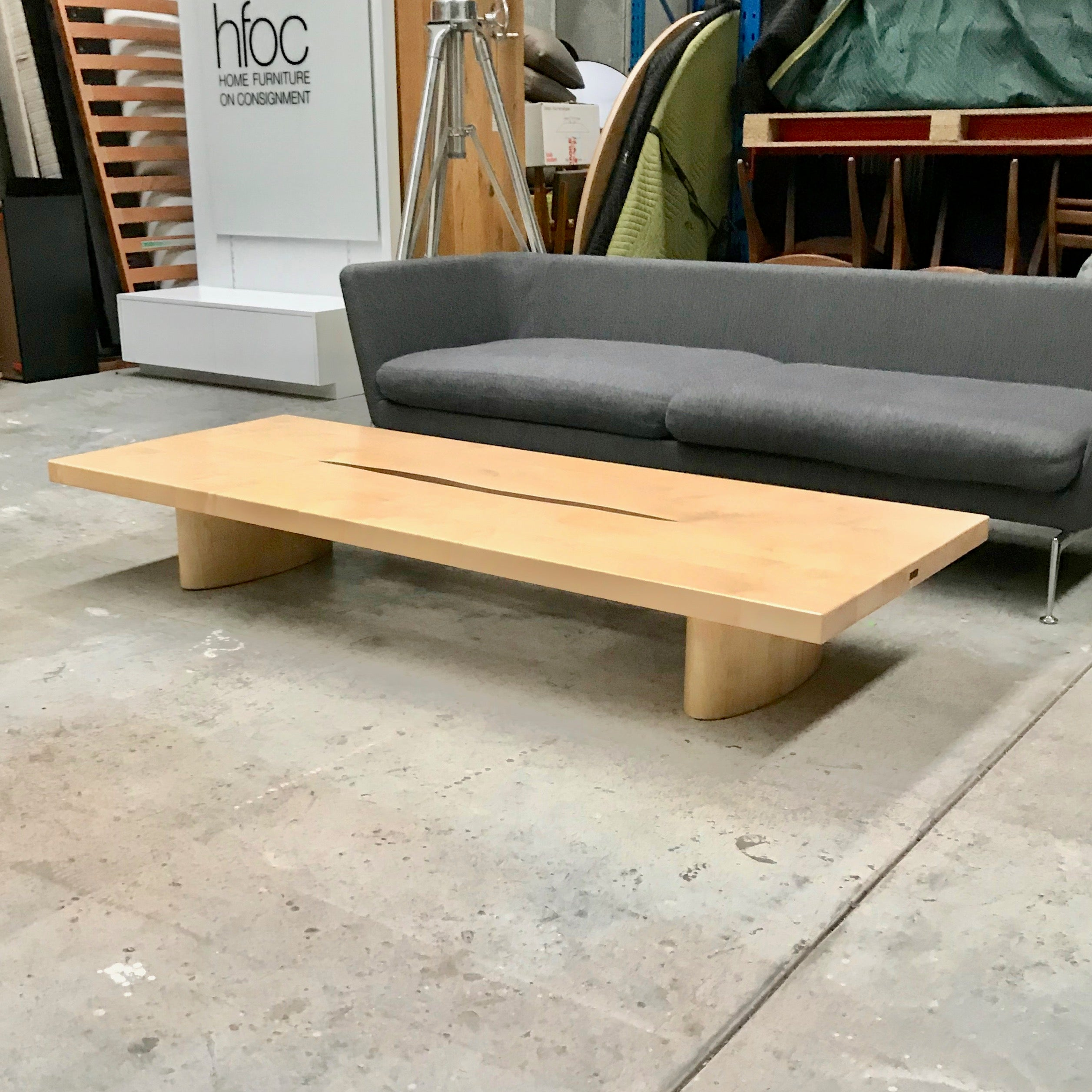 Aubier Coffee Table by Christian Liagre