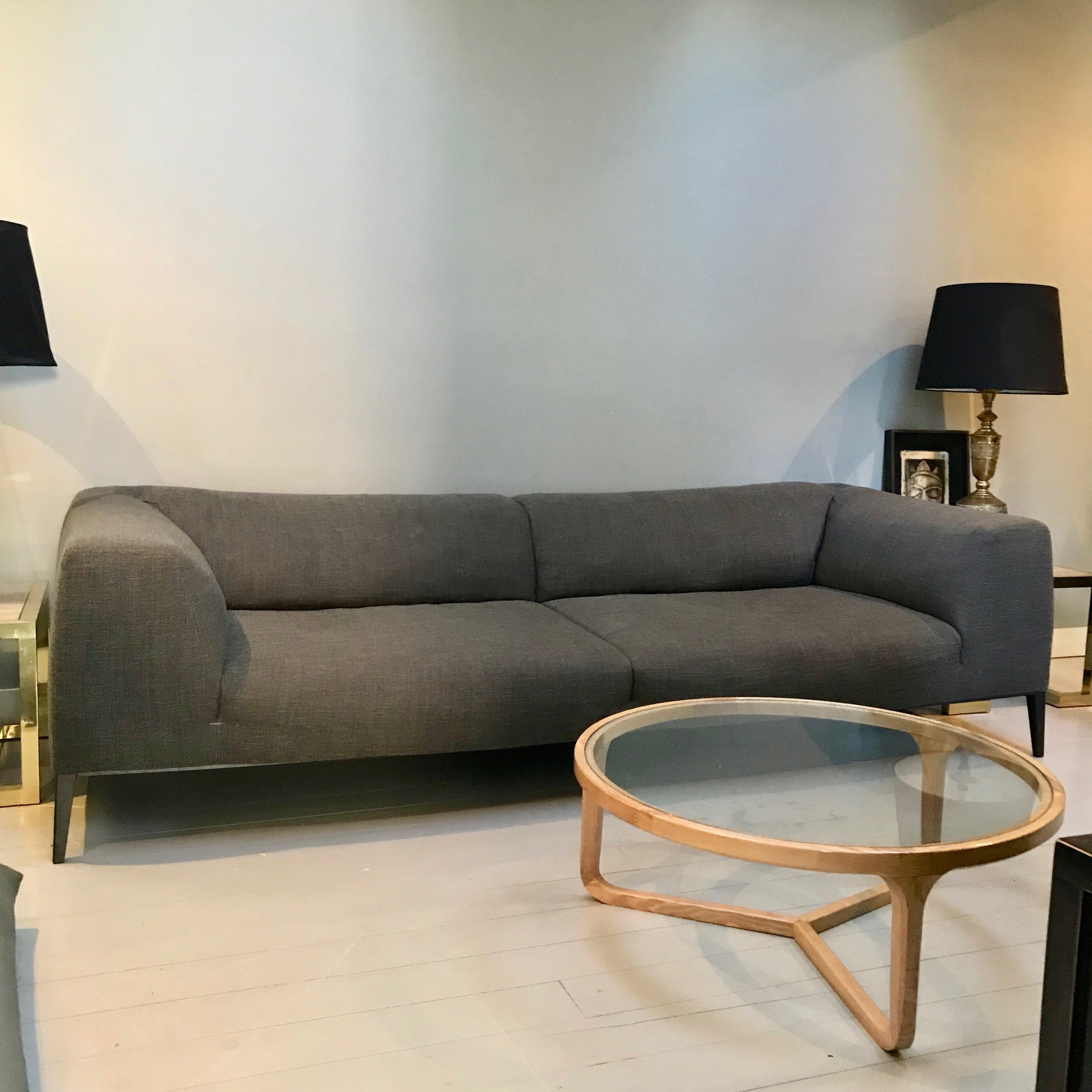 Metropolitan Sofa by Jean-Marie Massaud for Poliform