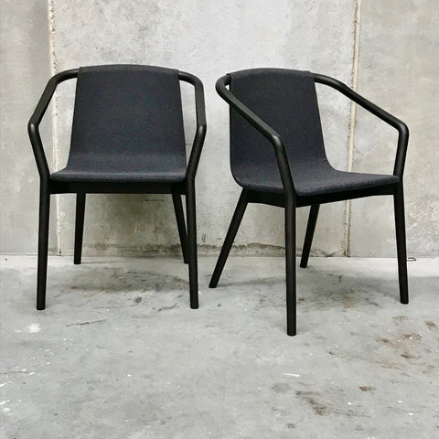 PAIR of Thomas Chairs by Metrica for SP01 - Fabric