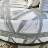 Amoenus Round Sofa by Antonio Citterio for Maxalto (B&B Italia)