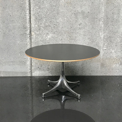 Nelson Low Pedestal Table by George Nelson for Herman Miller (2 Available)