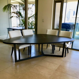 Seven Dining Table by Jean-Marie Massaud for B&B Italia