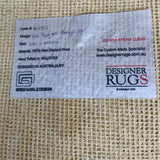 Custom Area Rug by Greg Natale for Designer Rugs