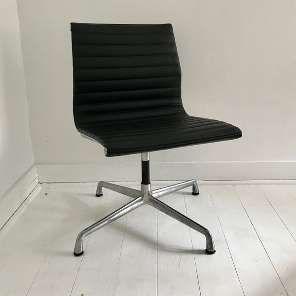 Set of FOUR Eames Armless Group Side Chair by Herman Miller