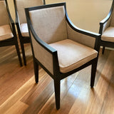 Set of SIX Baroque Dining Chair by Camerich