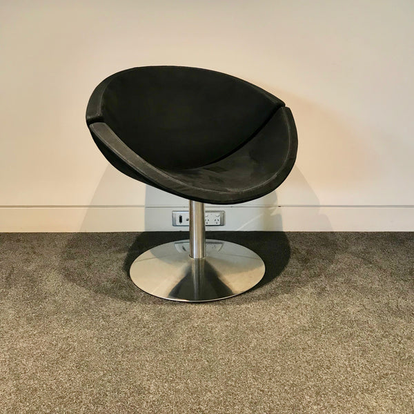 EJ96 Apollo Chair by Peter Hiort Lorenzen & Johannes Foersom for Erik Jørgensen (2 available)